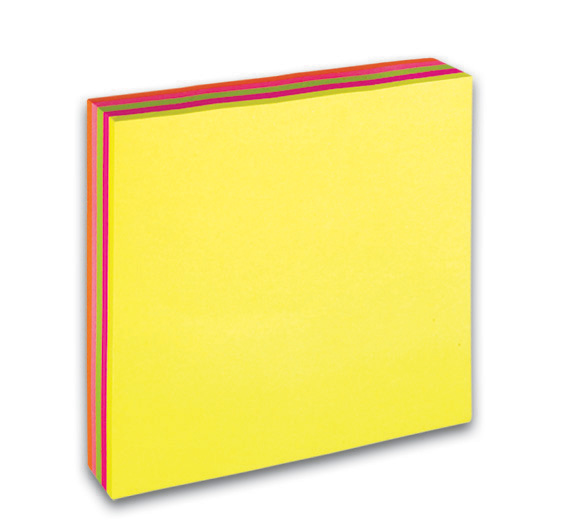 Notes 76x76 samolep.neon 5x40l.CON