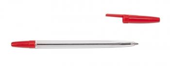 Pero CLA 009 červené,jednorázovka