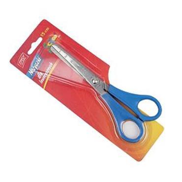 Nůžky školní s měřítkem 15cm pro leváky