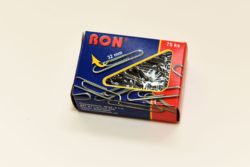 Spony dopisní 412 32mm s náběhem RON