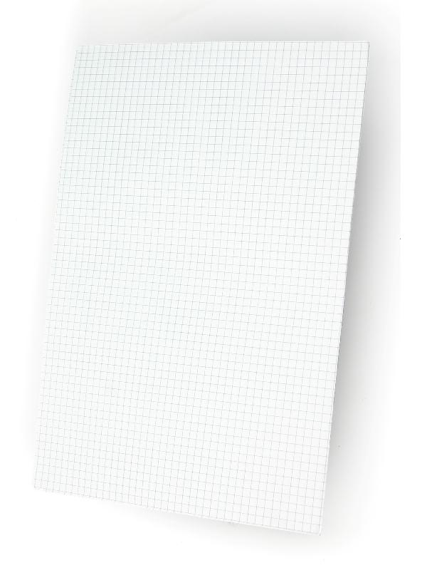 Dvojlisty A4 čtverečkované