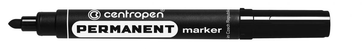 Popisovač 8566 perm.černý 1-2,5mm
