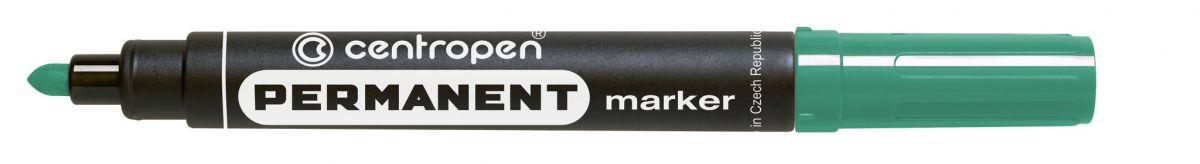Popisovač 8566 perm.zelený 1-2,5mm