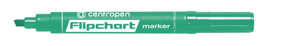 Značkovač 8560 zelený FLIPCHART 1-4,6mm