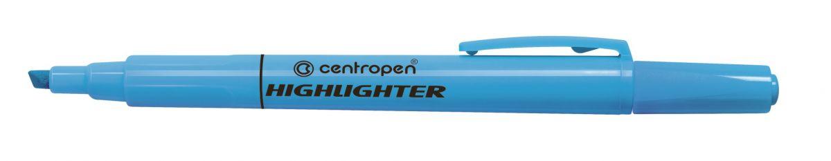Zvýrazňovač 8722 modrý 1-4mm