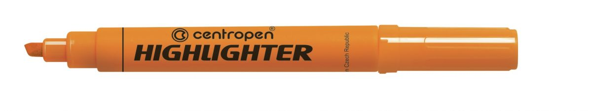 Zvýrazňovač 8552 oranžový 1-4,6mm