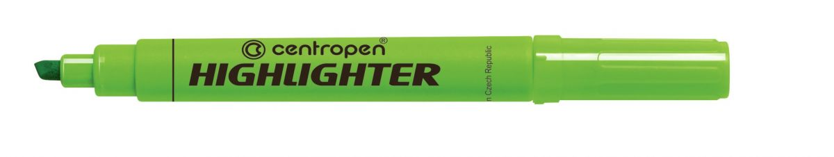 Zvýrazňovač 8552 zelený 1-4,6mm