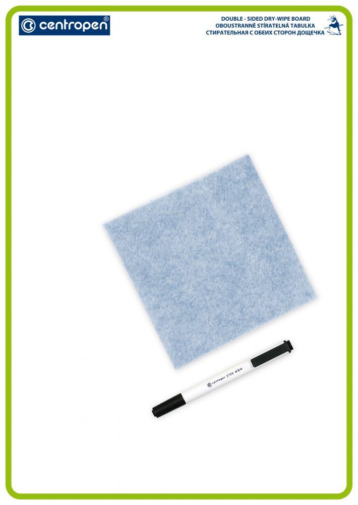 Tabulka školní bílá A3