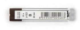 Tuhy do mikrotužky 4152 B 0,5mm 12ks KIN