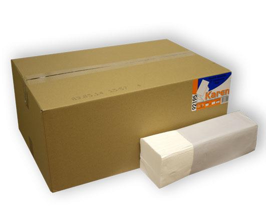 Papír.ručník Z-Z celul. 200ks