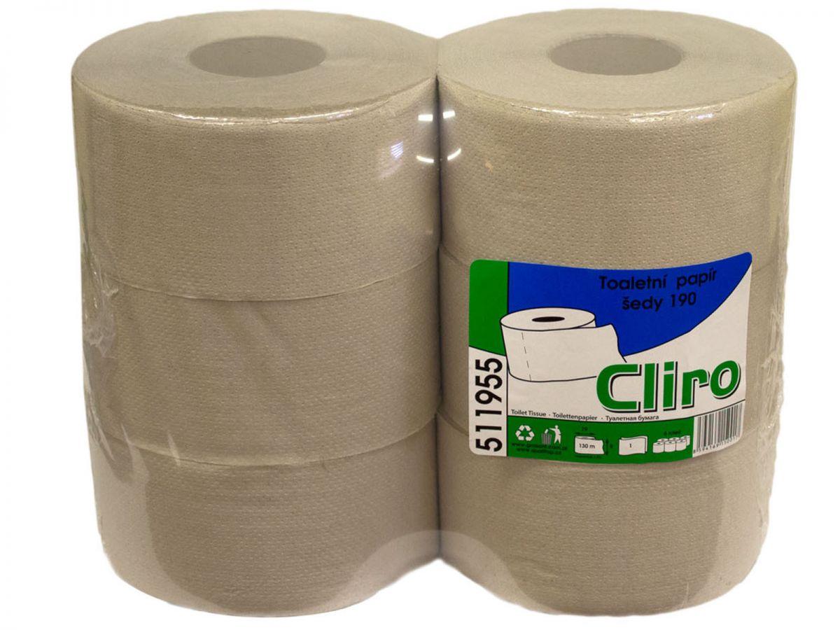 Toal.papír JUMBO role 190mm 1vr.