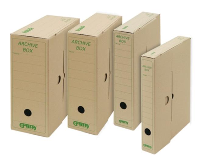 Archivní box 330x260x50
