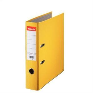 Pořadač pák.PP ESSELTE A4 8cm žlutý