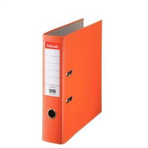 Pořadač pák.PP ESSELTE A4 8cm oranžový