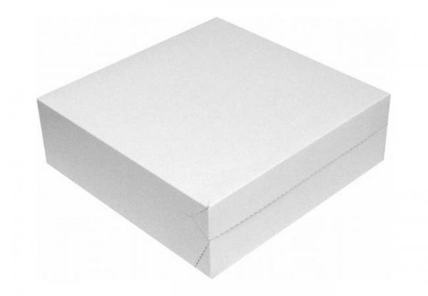 Krabice dortová 300x300x100mm