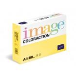 Xerograf.papír A4 160g Coloraction Desert/světle žlutá 500l.