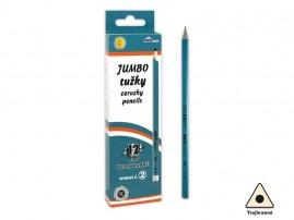 Tužka č.2 Jumbo MFP Triangular