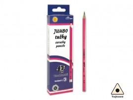 Tužka č.3 Jumbo MFP Triangular