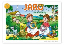 Omalovánky MFP Jaro