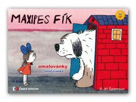 Omalovánky MFP Maxipes Fík