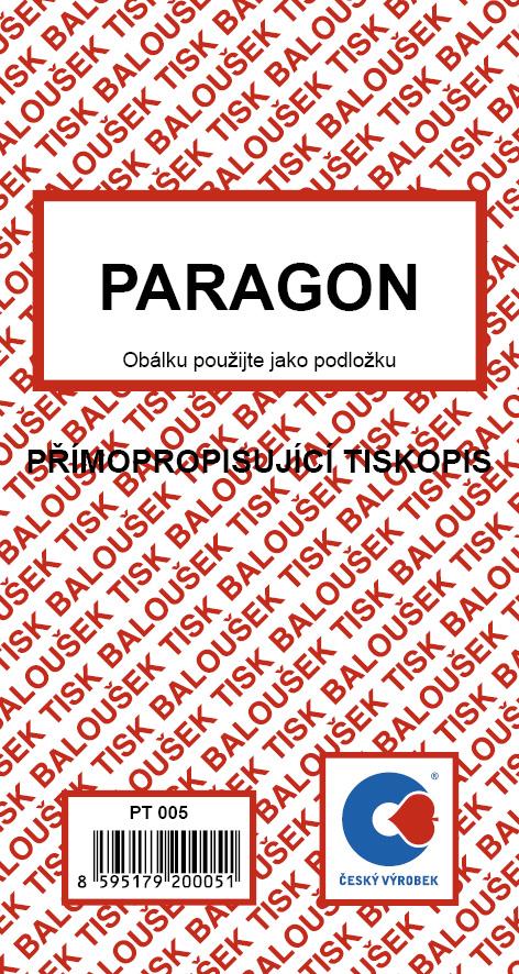 Paragon PT005 NCR Bal.