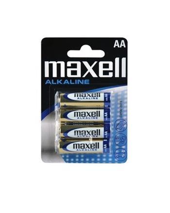 Baterie MAXELL alkalická AA