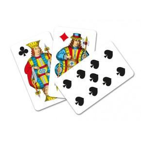 Karty hrací Pikety papír.krabička