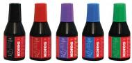Razítková barva KORES 27ml.červená