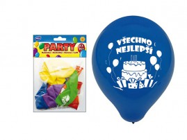 Balonek nafukovací standart 12ks