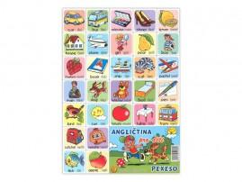 Pexeso M Angličtina pro děti