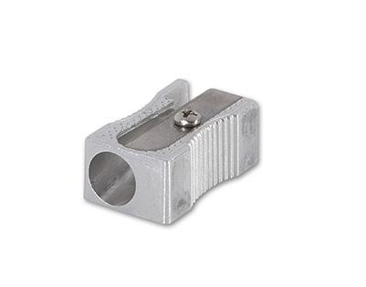 Ořezávátko kovové stříbrná
