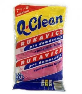 Rukavic gumové Q-Clean L-XL
